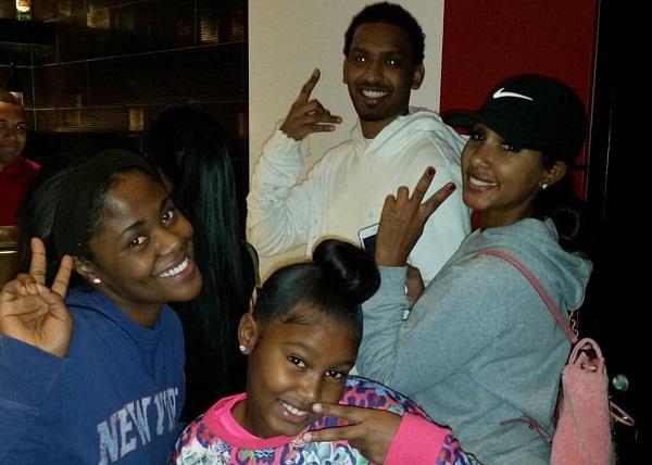 Bernice Burgos Family