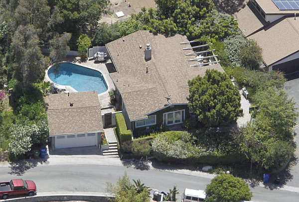 Emily VanCamp 1.5 million house Hollywood Hills