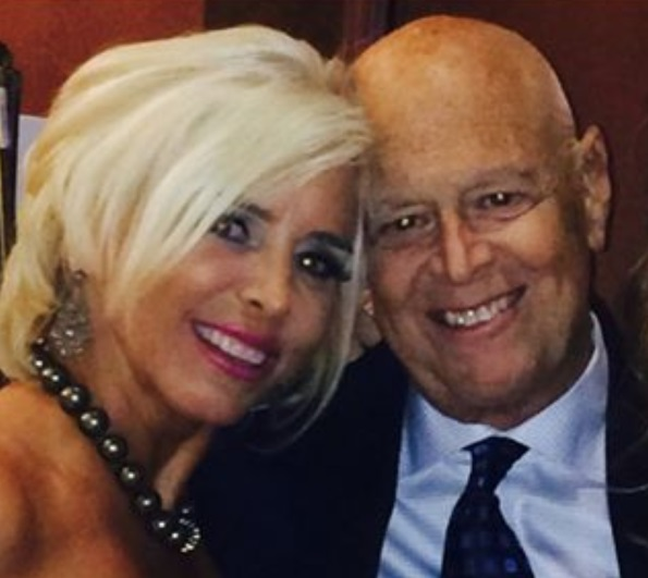 Nancy Alspaugh and Her husband R.Head Jackson