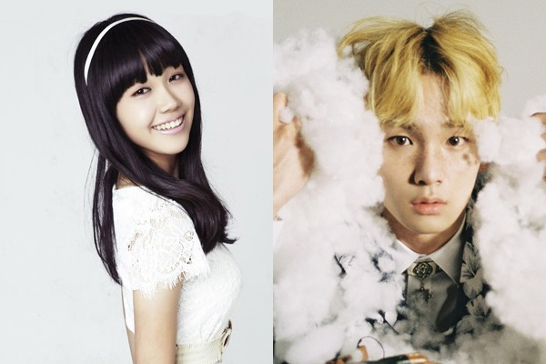 SHINee Key and Eunji