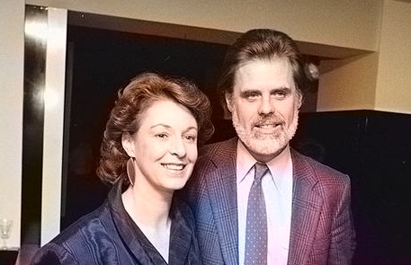 Taylor Hackford and Lynne Littman