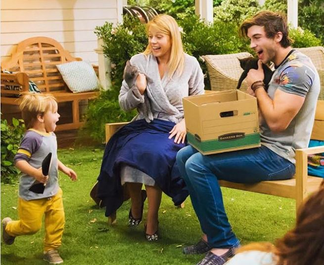 Adam Hagenbuch fuller house season 4