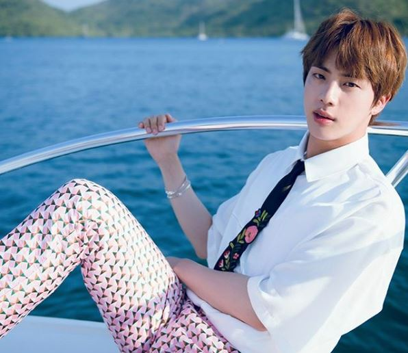 BTS Jin lives luxurious lifestyle, has good income and net worth