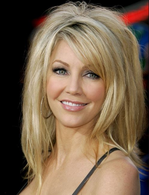 Heather Locklear Height, Weight, Body Measurements, Color, Size
