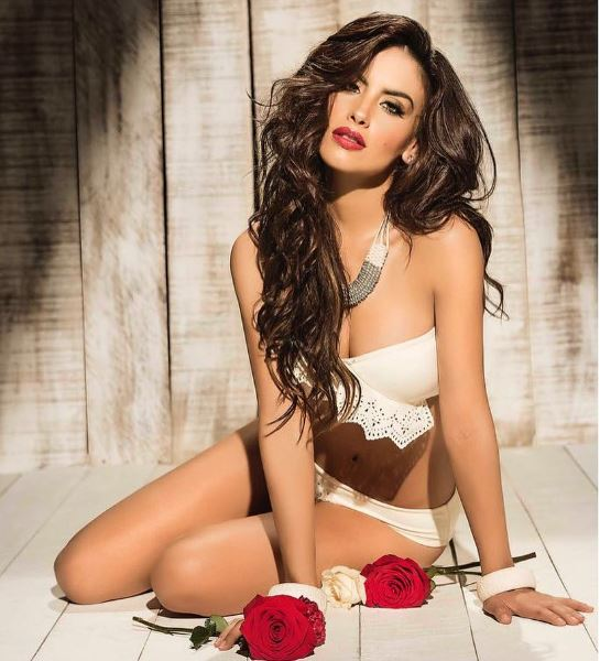 Jessica Cediel Body Measurements, height, weight