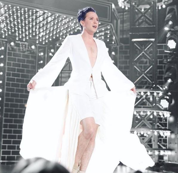 Johnny Weir Gay Life and Controversies