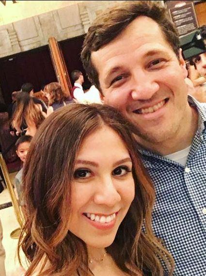 Sandra Gonzalez with her alleged boyfriend Michael Martinez