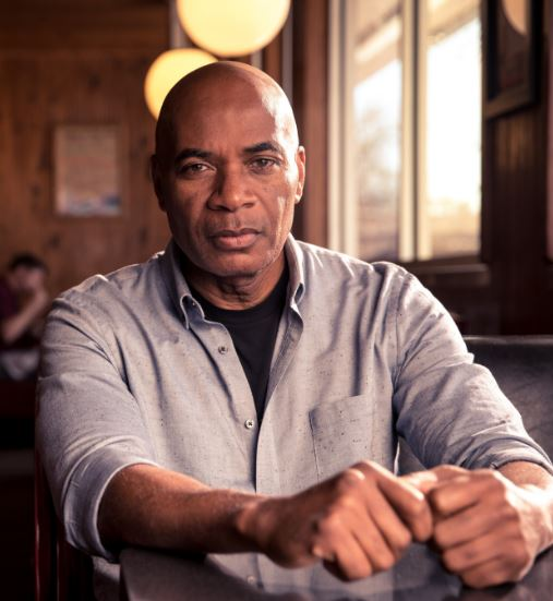 Tony Harris Married and Divorced, father of two children