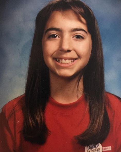 13 years old Rachel Ramras