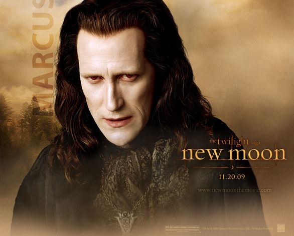 Christopher Heyerdahl in Twilight New Moon