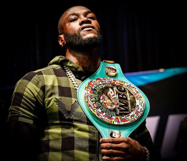 Deontay Wilder has been defending World Heavyweight Championship since 2015