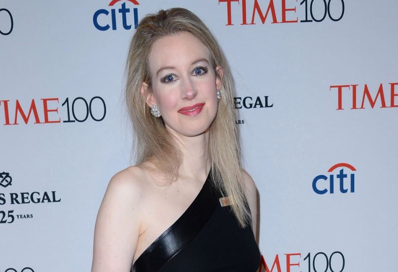 Elizabeth Holmes Net Worth, Salary, Income