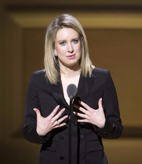 Elizabeth Holmes is charged with massive fraud