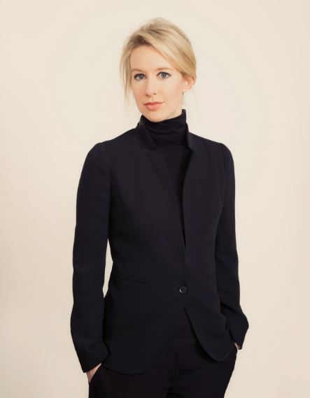 Elizabeth Holmes is single and is not married