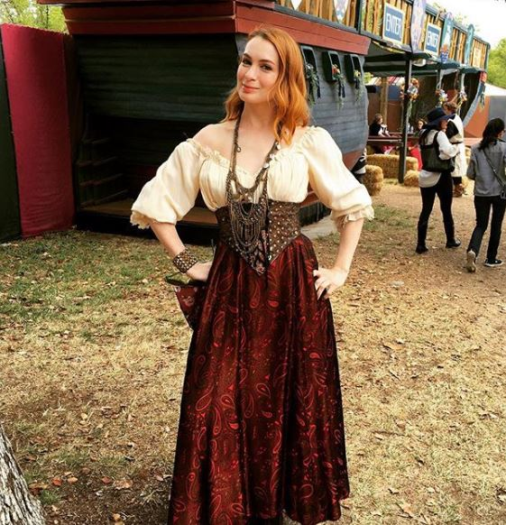 Felicia Day Body Measurements, Height