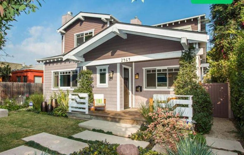 Glenn Howerton house which he sold for 2.39 million dollars