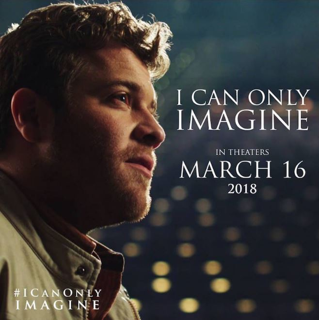 J. Michael Finley in I Can Only Image movie