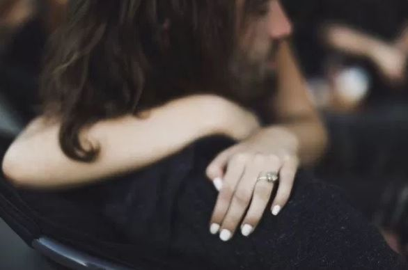 Maren Morris engagement ring