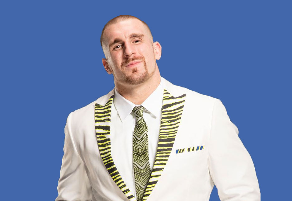 Mojo Rawley Bio, Wiki, Net Worth