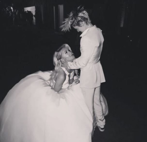 Nats Getty proposed Gigi Gorgeous