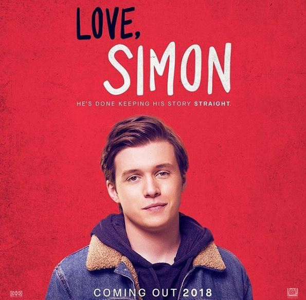 Nick Robinson in Love Simon