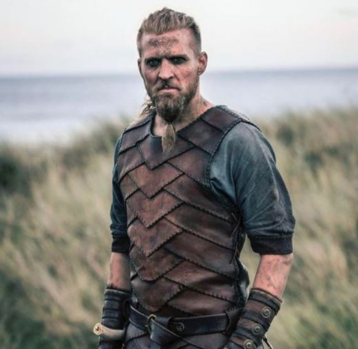 Tobias Santelmann in The Last Kingdom