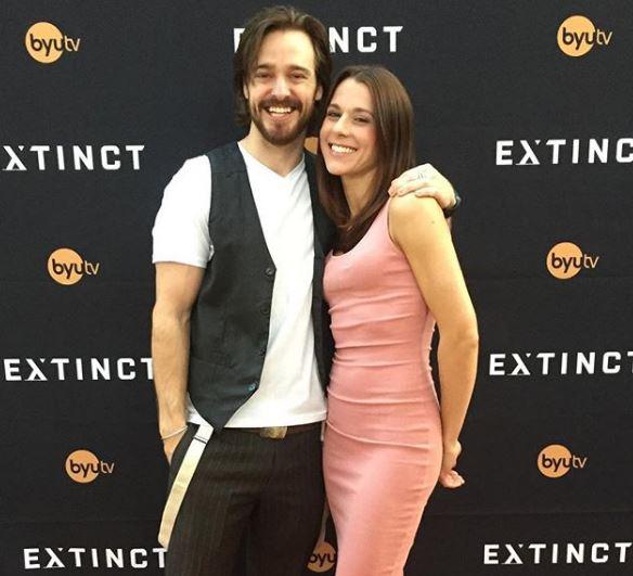 Victoria Atkin with Jake Stormoen