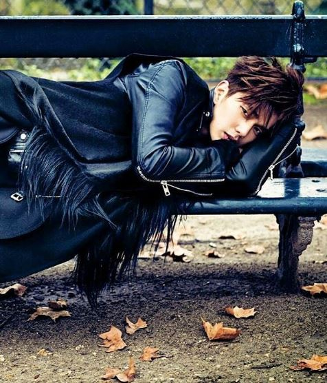 Yoo Seung Ho wants to act evil roles