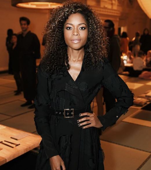 Naomie Harris Body Measurements, Height, Size