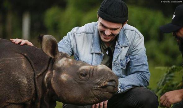 Nicholas Hoults trip to Nepal