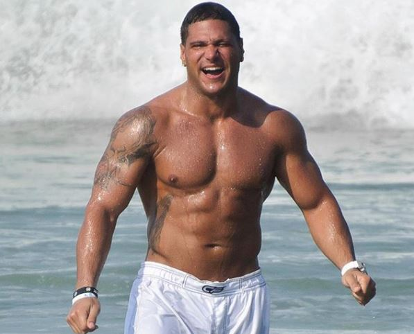 Ronnie Ortiz-Magro Body Measurements, Height, Size
