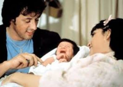 Seargeoh Stallone birth