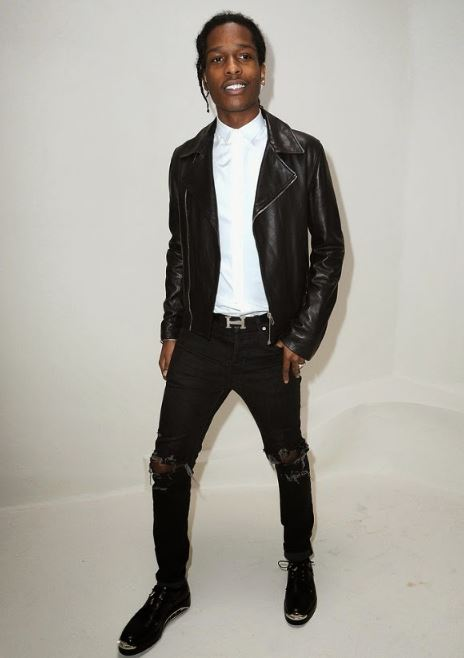 ASAP Rocky Body Measurements, Height, Size