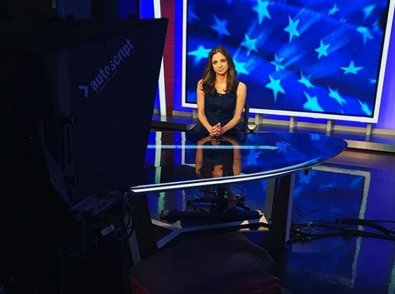 Cathy Areu is a journalist
