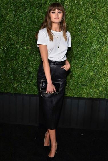 Ella Purnell Body Measurements, Height, Size