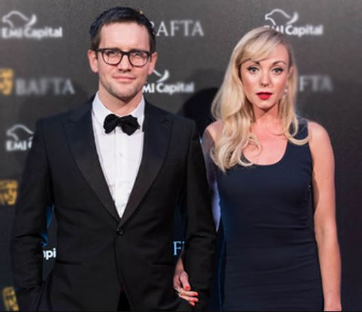 Helen George with her boyfriend, Jack Ashton