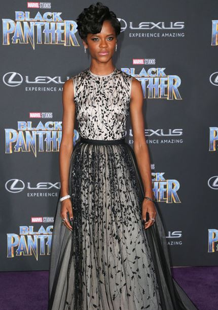 Letitia Wright Body Measurements, Height, Size