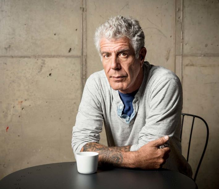 Anthony Bourdain Net Worth, Salary, Income