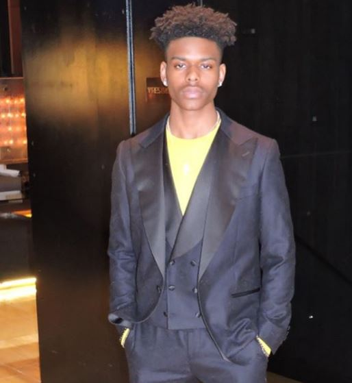 Aubrey Joseph Body Measurements, Height, Size
