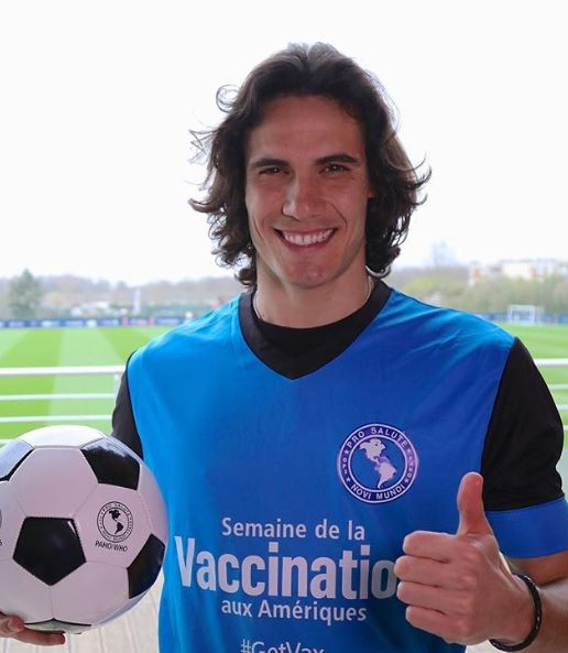 Edinson Cavani Net Worth, Salary, Income