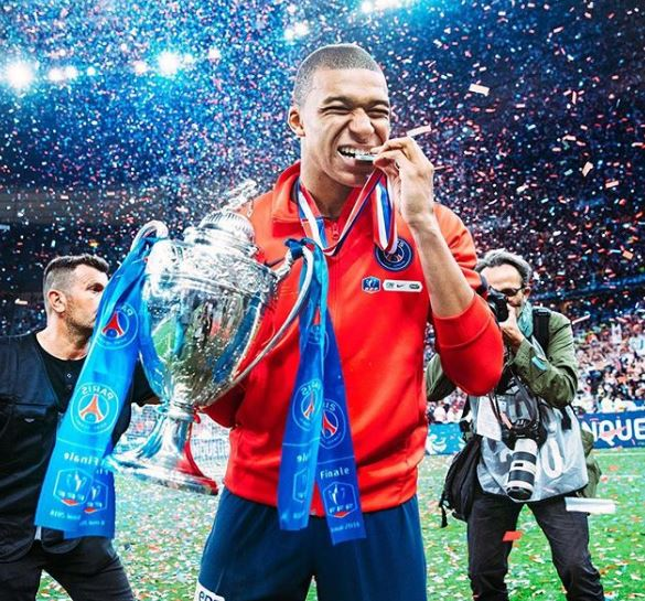 Kylian Mbappe Net Worth, Salary, Income