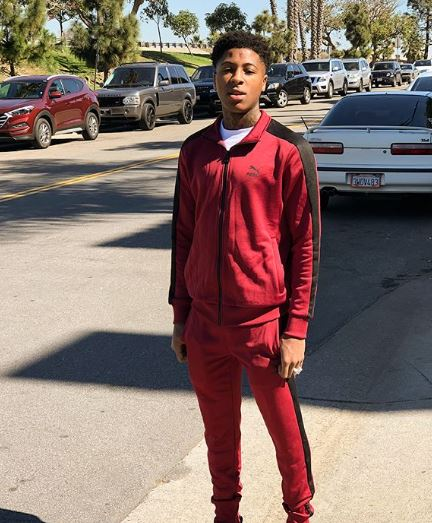 NBA Youngboy Body Measurements, Height, Size