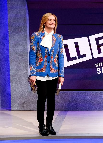 Samantha Bee Body Measurements, Height, Size