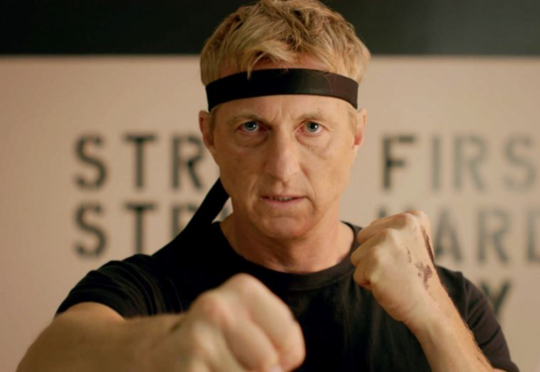 William Zabka Body Measurements, Height, Size