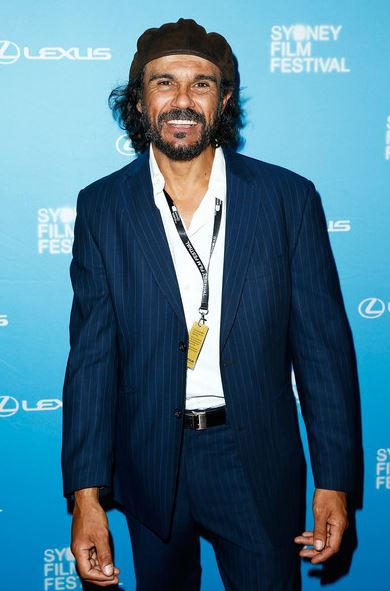 Aaron Pedersen Body Measurements, Height, Weight