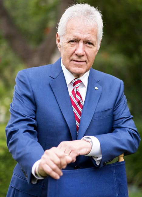 Alex Trebek Height, Weight, Size, Body
