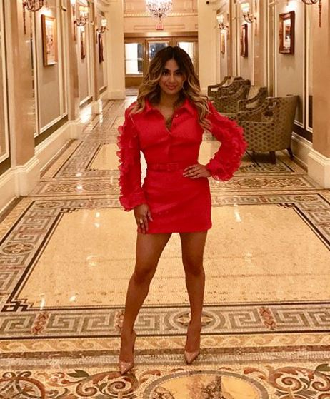 Ally Brooke Body Measurements, Height, Weight