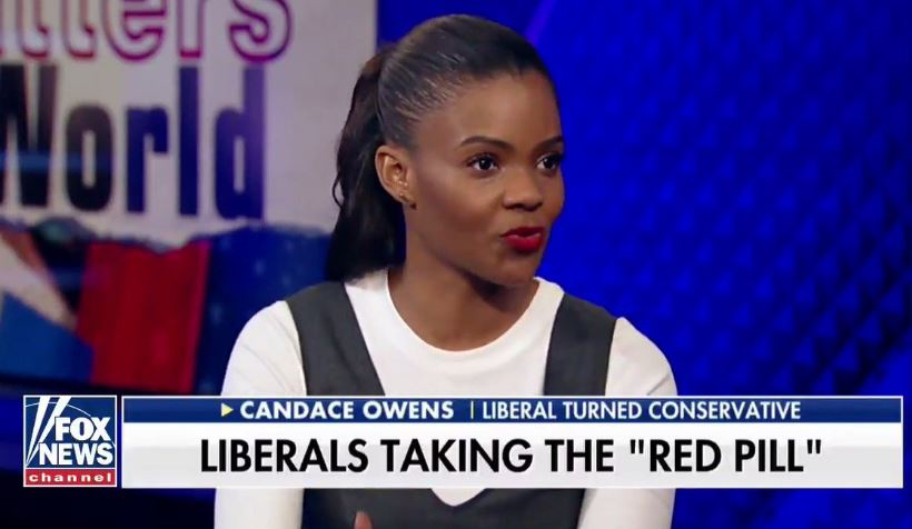 Candace in Fox News Channel