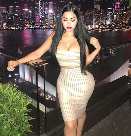 Jailyne Ojeda Ochoa Body Measurements, Height, Weight