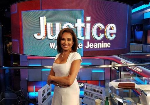 Jeanine in Justice with Judge Jeanine show